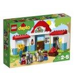 LEGO DUPLO 10868 LE PONEY-CLUB DE LA FERME