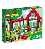 LEGO DUPLO 10869 LES AVENTURES DE LA FERME