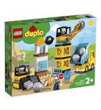 LEGO DUPLO 10932 LA BOULE DE DEMOLITION