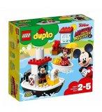 LEGO DUPLO DISNEY 10881 LE BATEAU DE MICKEY