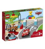 LEGO DUPLO DISNEY CARS 10924 LE JOUR DE COURSE DE FLASH MCQUEEN