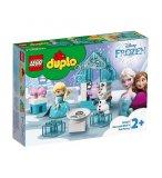 LEGO DUPLO FROZEN 10920 LE GOUTER D'ELSA ET OLAF