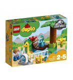 LEGO DUPLO JURASSIC WORLD 10879 LE ZOO DES ADORABLES DINOS