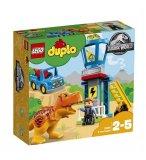 LEGO DUPLO JURASSIC WORLD 10880 LA TOUR DU T-REX