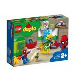 LEGO DUPLO MARVEL 10893 SPIDER-MAN VS ELECTRO
