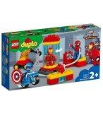 LEGO DUPLO MARVEL 10921 LE LABO DES SUPER-HEROS