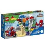 LEGO DUPLO SUPER HEROES 10876 LES AVENTURES DE SPIDER-MAN ET HULK
