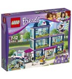 LEGO FRIENDS 41318 L'HOPITAL D'HEARTLAKE CITY