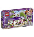 LEGO FRIENDS 41336 LE CAFE DES ARTS D'EMMA