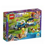 LEGO FRIENDS 41364 LE BUGGY ET LA REMORQUE DE STEPHANIE