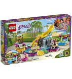 LEGO FRIENDS 41374 LA SOIREE PISCINE D'ANDREA