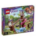LEGO FRIENDS 41424 LA BASE DE SAUVETAGE DANS LA JUNGLE