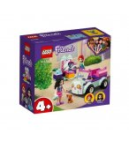 LEGO FRIENDS 41439 LA VOITURE DE TOILETTAGE POUR CHAT