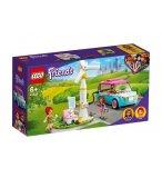 LEGO FRIENDS 41443 LA VOITURE ELECTRIQUE D'OLIVIA