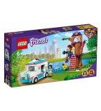 LEGO FRIENDS 41445 L'AMBULANCE DE LA CLINIQUE VETERINAIRE