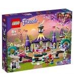 LEGO FRIENDS 41685 LES MONTAGNES RUSSES DE LA FETE FORAINE MAGIQUE