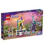 LEGO FRIENDS 41689 LA GRANDE ROUE ET LE TOBOGGAN MAGIQUES
