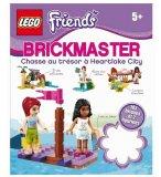 LEGO FRIENDS BRICKMASTER : CHASSE AU TRESOR A HEARTLAKE CITY