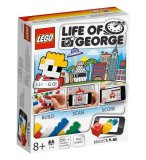 LEGO JEU 21201 LIFE OF GEORGE