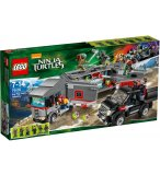 LEGO NINJA TURTLES 79116 L'EVASION EN CAMION