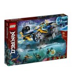LEGO NINJAGO 71752 LE BOLIDE NINJA SOUS-MARIN