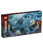 LEGO NINJAGO 71754 LE DRAGON D'EAU
