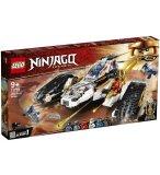 LEGO NINJAGO LEGACY 71739 LE TOUT-TERRAIN ULTRASONIQUE