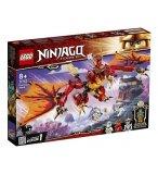 LEGO NINJAGO LEGACY 71753 L'ATTAQUE DU DRAGON DE FEU