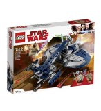 LEGO STAR WARS 75199 SPEEDER DE COMBAT DU GENERAL GRIEVOUS