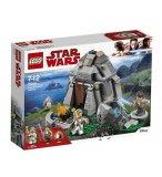 LEGO STAR WARS 75200 ENTRAINEMENT SUR L'ILE D'ACH-TO