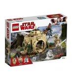 LEGO STAR WARS 75208 LA HUTTE DE YODA