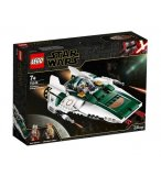 LEGO STAR WARS 75248 A-WING STARFIGHTER DE LA RESISTANCE