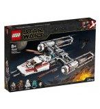 LEGO STAR WARS 75249 Y-WING STARFIGHTER DE LA RESISTANCE