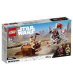 LEGO STAR WARS 75265 LE COMBAT DES MICROFIGHTERS : T-16 SKYHOPPER CONTRE BANTHA