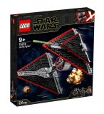 LEGO STAR WARS 75272 LE CHASSEUR TIE SITH
