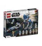 LEGO STAR WARS 75280 LES SOLDATS CLONES DE LA 501EME LEGION