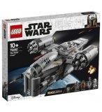 LEGO STAR WARS 75292 THE MANDALORIAN - LE VAISSEAU DU CHASSEUR DE PRIMES