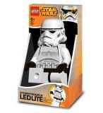 LEGO STAR WARS LAMPE DE POCHE STORMTROOPER - TO5BT - FIGURINE - ACCESSOIRE LEGO