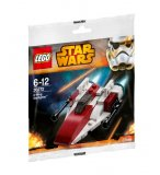 LEGO STAR WARS POLYBAG 30272 A WING STARFIGHTER