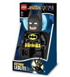 LEGO SUPER HEROES LAMPE DE POCHE BATMAN - TOB12T - FIGURINE - ACCESSOIRE LEGO