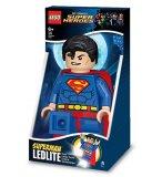 LEGO SUPER HEROES LAMPE DE POCHE SUPERMAN - TOB20T - FIGURINE - ACCESSOIRE LEGO
