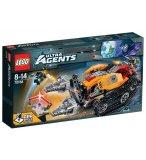 LEGO ULTRA AGENTS 70168 LE DIAMANT DE DRILLEX