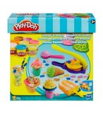 LES FRIANDISES GLACEES - PLAY DOH - 34096 - PATE A MODELER - HASBRO