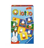 LOTO MIFFY - RAVENSBURGER - 21131 - JEU EDUCATIF PREMIER AGE