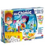 MA CHIMIE - EXPERIENCES SANS DANGER - SCIENCE & JEU - CLEMENTONI - 52107