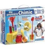 MA PREMIERE CHIMIE - SCIENCE & JEU - CLEMENTONI - 62473