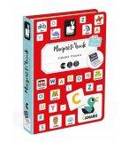 MAGNETI'BOOK ALPHABET FRANCAIS - JANOD - J02711 - JEU ECRITURE