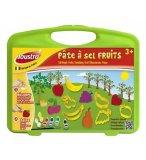 MALLETTE PATE A SEL FRUITS - JOUSTRA - 43032 - KIT LOISIR CREATIF