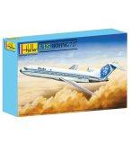 MAQUETTE AVION BOEING 727 - ECHELLE 1/125 - HELLER - 80447