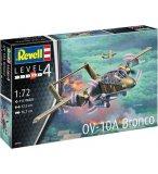 MAQUETTE AVION OV-10A BRONCO - ECHELLE 1/72- REVELL - 03909